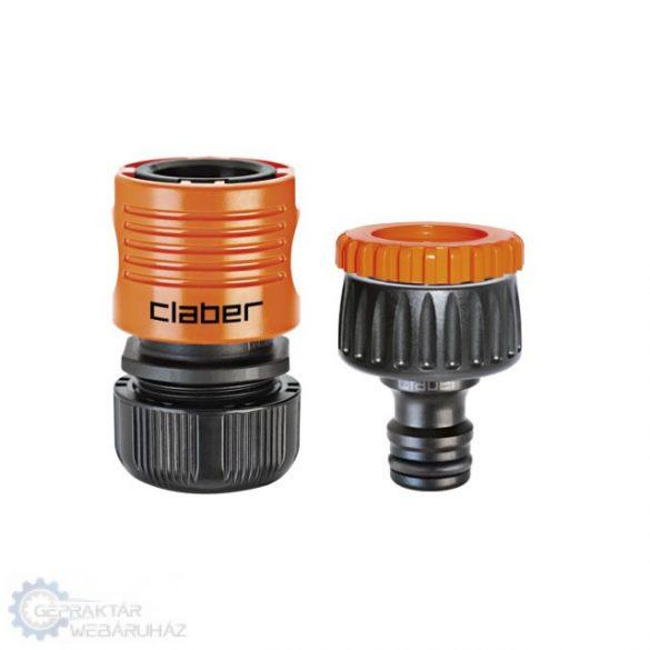 CSATLAKOZÓ KÉSZLET CLABER 8813 - 8606+8591 BLISTER