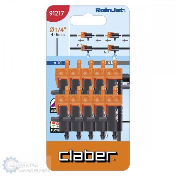 CSEPEGTETÕ IDOM CLABER DRI 91217 0-6 L/H 10 DB/BLISZTER
