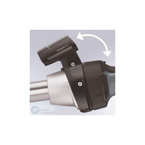 Steinel HG Scan Pro digitális infravörös hőmérő (HG2620E)