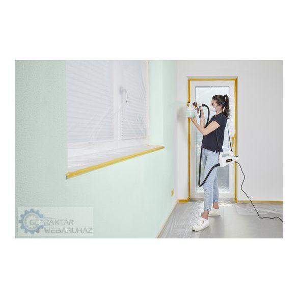 Wagner HVLP W 450 festékszóró falfestékekhez
