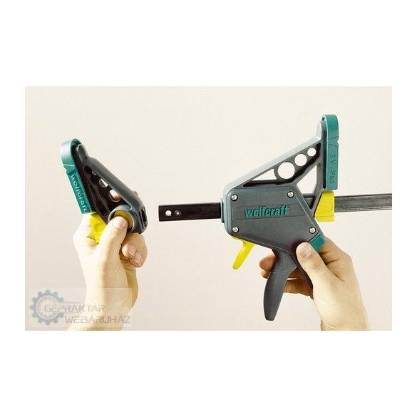 Wolfcraft 3033000 PRO 100-700 egykezes szorító