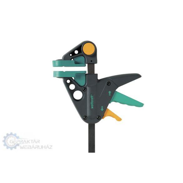 Wolfcraft 3456000 EHZ PRO 65-150 egykezes szorító