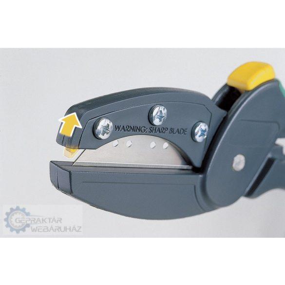 Wolfcraft 4197000 megaCut S precíziós olló cserélhető pengékkel
