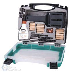 Wolfcraft 4645000 Mester facsapozó készlet kofferben