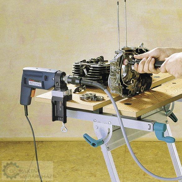Wolfcraft 4800000 Kombi befogó fúrógéphez, elfordítható