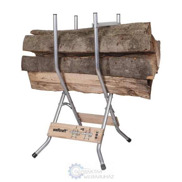 Wolfcraft Fűrészbak tűzifa darabolásához, SB60