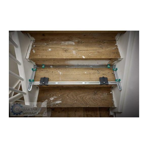 Wolfcraft 5210000 Lépcsősablon, állítható