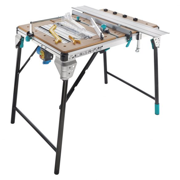 Wolfcraft Master cut 2500 gépasztal és munkapad - 6902000