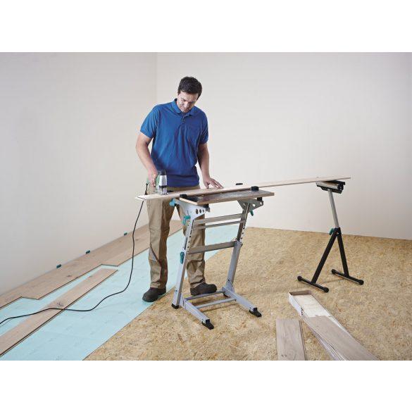 Wolfcraft MASTER 700 gépasztal és satupad - 6908000