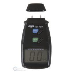 Wolfcraft 8432500 Fanedvességmérő LCD kijelzővel